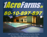 1 Acre Farms in South Delhi